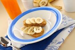 Weet Box And Banana Stock Photography
