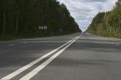Weg Stock Foto