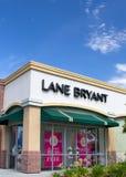 Weg Bryant Store Exterior Lizenzfreies Stockbild