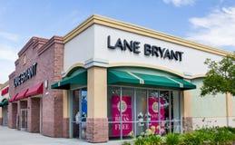 Weg Bryant Store Exterior Stockfoto
