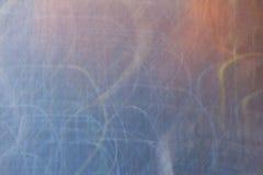 Weg der hellen Hintergrundunschärfe Lizenzfreies Stockfoto