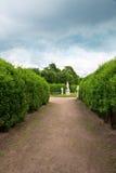Weg in het park Gachina Royalty-vrije Stock Afbeelding