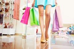 Weg im Mall Lizenzfreies Stockfoto