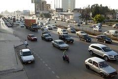 Weg in Libanon stock fotografie