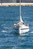 Weg segeln Lizenzfreie Stockfotos