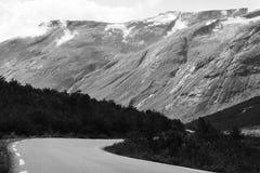 Weg von der Straßen-Torsion Lizenzfreie Stockfotografie