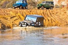 Weg von roading Thrill stockbilder