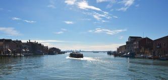 Weg von sicherem Hafen Lizenzfreie Stockfotografie