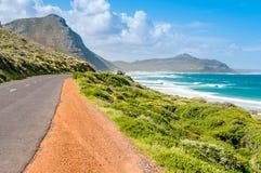 Weg in Zuid-Afrika royalty-vrije stock fotografie