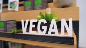 Weganinów kosmetyków sekcja Podpisuje wewnątrz Etycznego sklep Żadny Zwierzęcy testowanie ciała opieki produktów Zdrowy pojęcie 4 zbiory