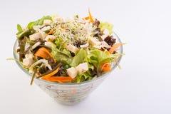 Weganinu zdrowy jedzenie Obrazy Stock