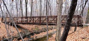 Wegbrücke Stockbild