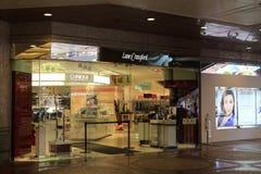 Wegcrawford-Shop Stockfoto
