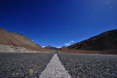 Wegen in ladakh Stock Foto's
