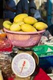 Wegende mango Stock Afbeeldingen