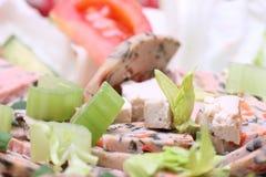 wegetarianin żywności Zdjęcie Stock