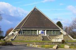 Wegkerk van baden-Baden, Duitsland Stock Foto's