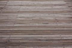 Wegmethode vom Holz Lizenzfreie Stockfotografie