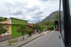 Wegreis in Cundinamarca Stock Fotografie