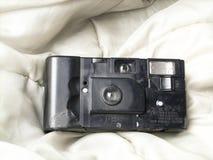 Wegwerfbare Kamera Lizenzfreie Stockfotos