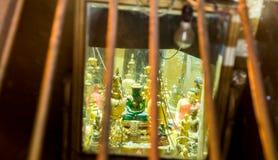 Weherahena buddistisk tempel, Sri Lanka Royaltyfria Foton