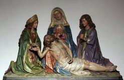 Wehklage von Christ Stockbilder