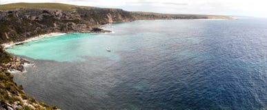 Wehr-Bucht, Känguru-Insel Lizenzfreies Stockfoto
