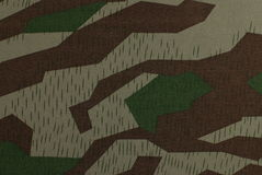 Free Wehrmacht Camouflage World War 2 Royalty Free Stock Photo - 14131175