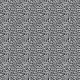 Weiß auf graue Hand gezeichneten kleinen Linien nahtloser Wiederholungsmusterhintergrund stock abbildung
