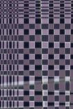 Weiß deckt nahtloses horizontales ununterbrochenes einfaches des Hintergrundes mit Ziegeln, Lizenzfreie Stockfotografie