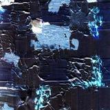 Weiß gemalter strukturierter Hintergrund mit Bürstenanschlägen Stockfotos