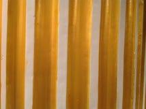 Weiß und Gold Lizenzfreie Stockfotos