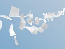 Weißbücher lizenzfreie abbildung