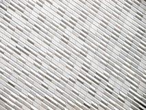 Weiße abstrakte Wand Stockfoto