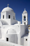 Weiße Architektur Lizenzfreie Stockbilder