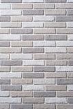 Weiße Backsteinmauer alte Backsteinmauer von roten Backsteinen Lizenzfreie Stockfotografie
