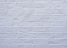 Weiße Backsteinmauer, Beschaffenheit Stockbilder