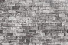 Weiße Backsteinmauer in der Dekorationsarchitektur für das Design backg Lizenzfreies Stockbild