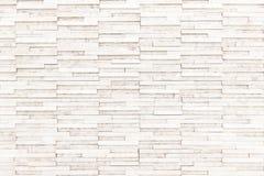 Weiße Backsteinmauerbeschaffenheit verwendet, um Hintergrund passend zu machen für Innen- und Außenhaus stockbilder