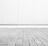 weiße Beschaffenheit Abbildung eines Metallhintergrundes Stockfotos
