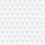 Weiße Beschaffenheit - nahtloser Hintergrund der Würfel Stockfotografie