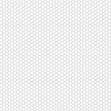 Weiße Beschaffenheit - nahtloser Hintergrund der Würfel Lizenzfreie Stockfotografie