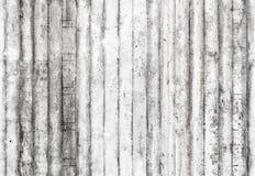 Weiße Betonmauer, seamles Hintergrund Stockbild