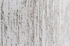 Weiße Betonmauerbeschaffenheit Lizenzfreies Stockbild