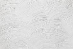 Weiße Betonmauerbeschaffenheit der Nahaufnahme Lizenzfreie Stockfotos