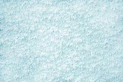 Weiße blaue raue Schmutzbeschaffenheit entziehen Sie Hintergrund Schneeeffekt Lizenzfreies Stockbild
