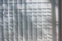 Weiße blinde Beleuchtung im Freien Stockfotografie