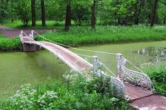 Weiße Brücke Stockbilder