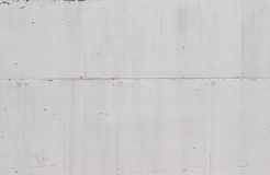 Weiße cocrete Wand Stockfotografie