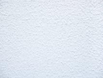 Weiße concreat Wand Stockfotos